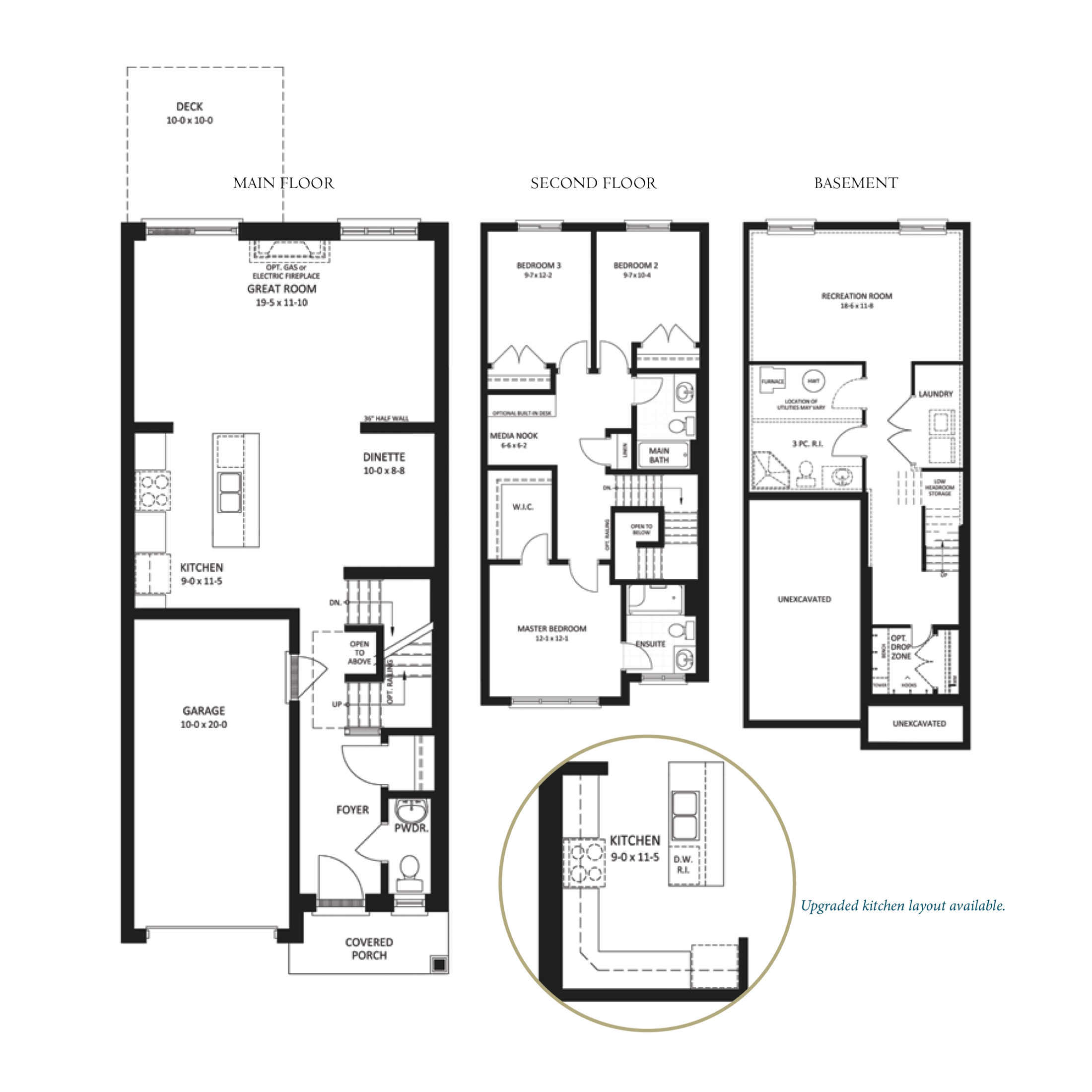 100 House Plans London Ontario Best 25 Condo Floor